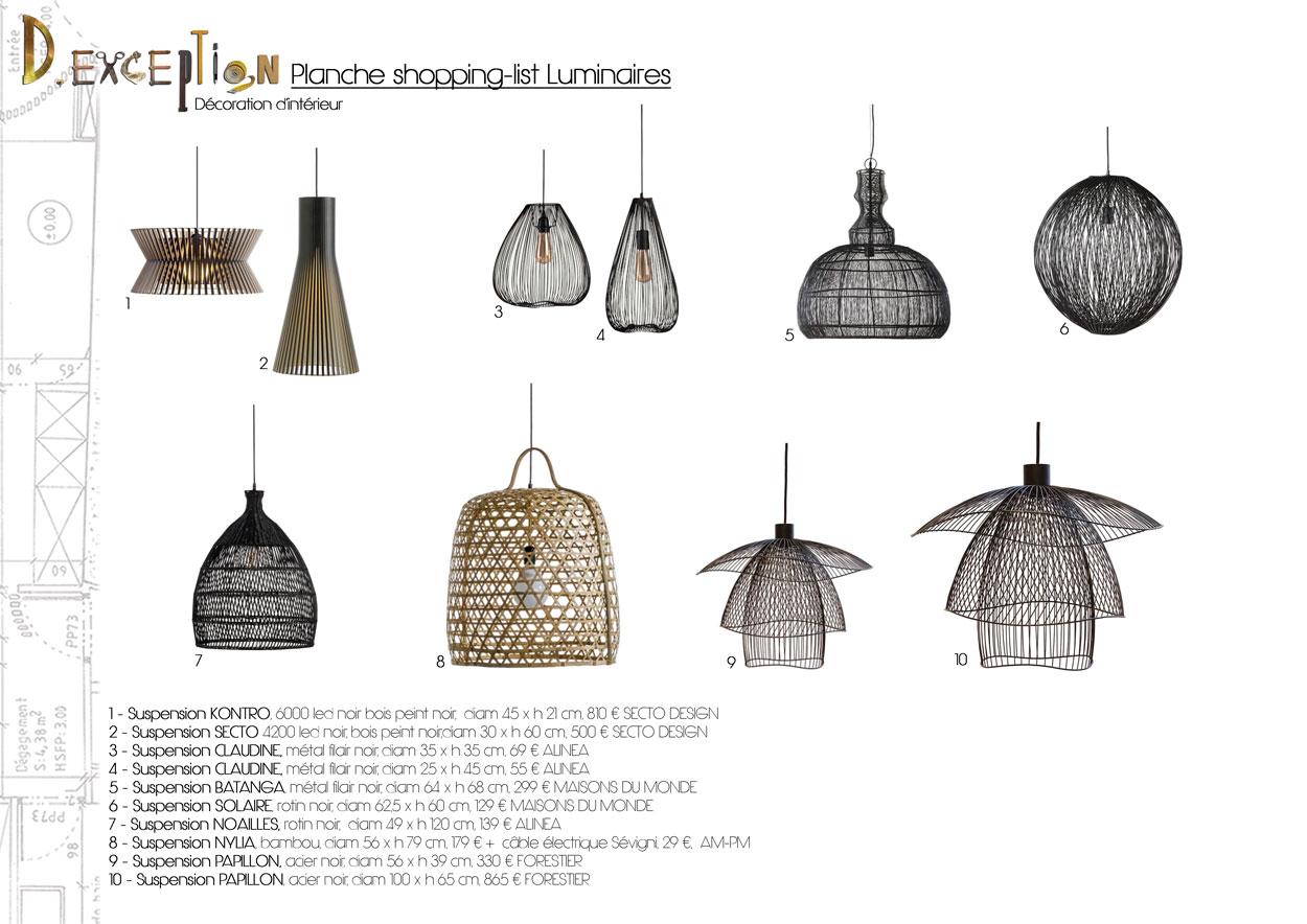 pack-deco-planche-shopping-list-luminaires-brasserie-3-rivieres-lyon-1er-rhone