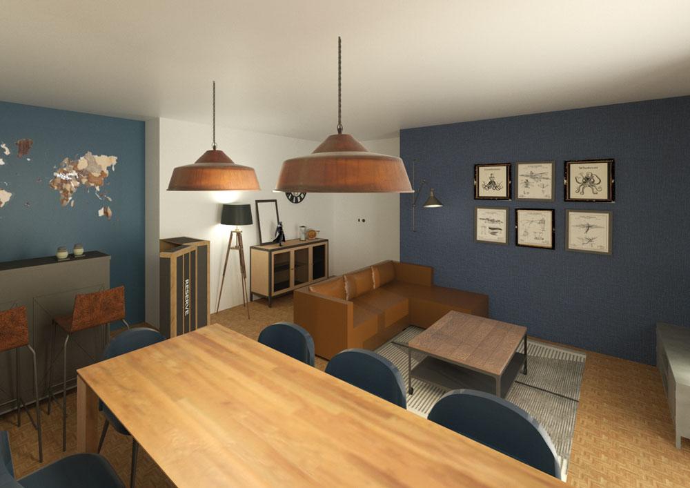 rendu-photo-realiste-decoration-interieur-piece-de-vie-ambiance-steampunk-lyon-3-rhone