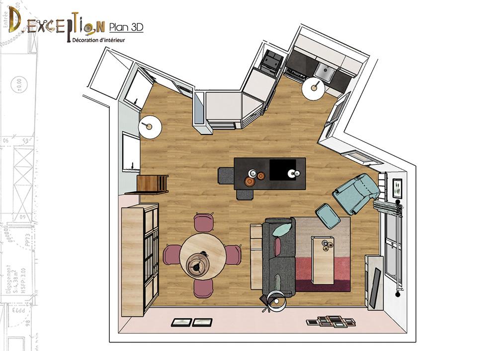 plan-amenagement-interieur-3d-couleurs-et-materiaux-appartement-ecully
