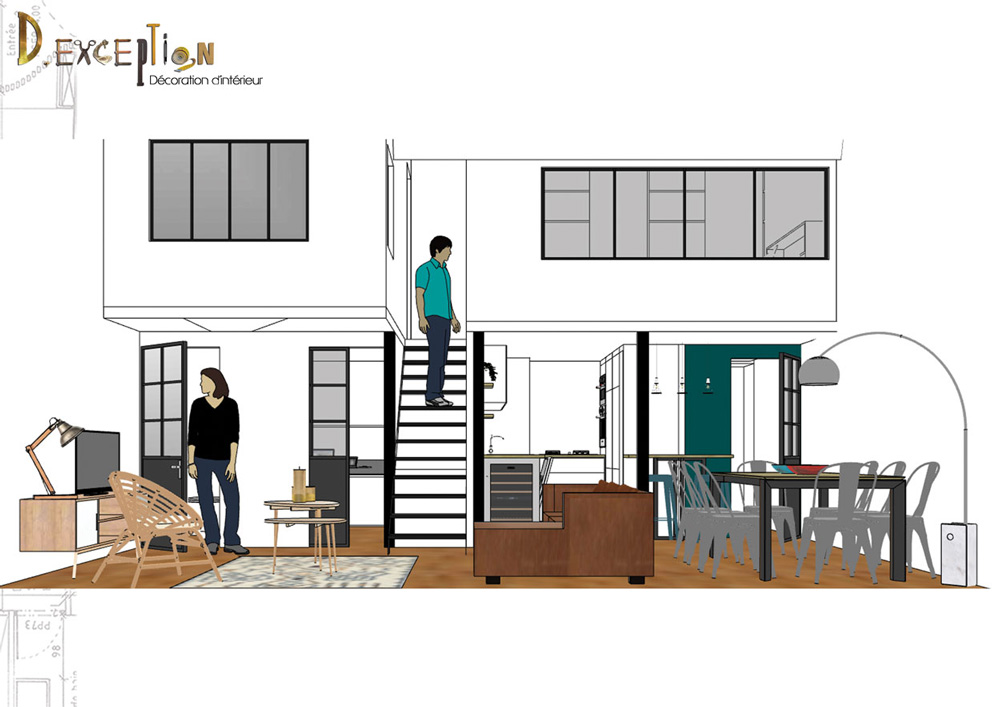 amenagement-interieur-appartement-canut-croix-rousse-lyon-1er