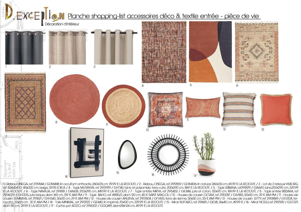 planche-shopping-list-accessoires-deco-entree-salon-salle-a-manger-appartement-lyon-3